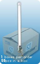 2.4GHz OMNI Antennas with Gain 8dBi