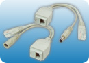 Passive Power Over Ethernet Kit