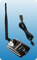 WIFI-Link Warrior 1000mW 802.11b/g/n  USB Adapter